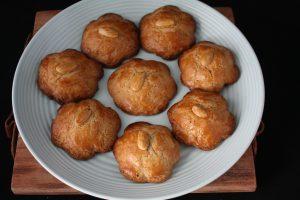Gluten- en lactosevrije gevulde koeken