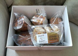 Winnaars Happy Bakers broodpakket