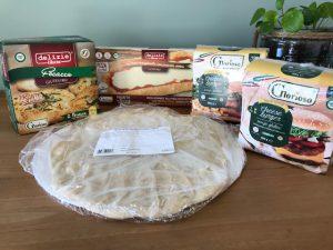 Review Italian Market (deel 2: pizza alla pala & pizza bodem)