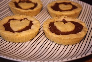Crostata Nutella