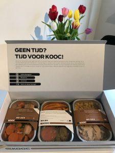 Review Kooc maaltijden + 15 % korting