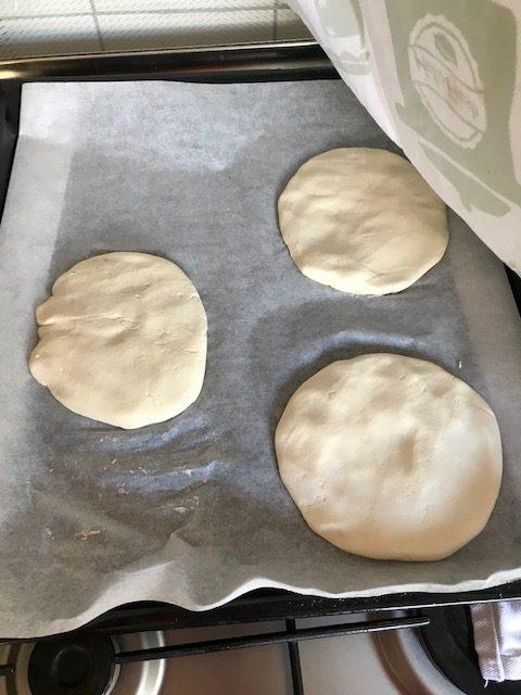 glutenvrije pitabroodjes