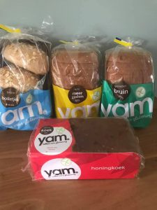 Review Yam honingkoek & brood + WINACTIE