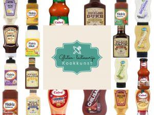 20 gluten- & lactosevrije sauzen voor de feestdagen