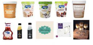 Gluten- & lactosevrije product inspiratie # kersttoetjes