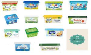Gluten- & lactosevrije boter voor op brood
