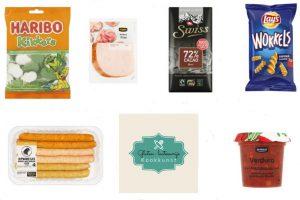 Gluten- & lactosevrije product inspiratie # week 1