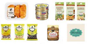 Gluten- & lactosevrije product inspiratie # week 2