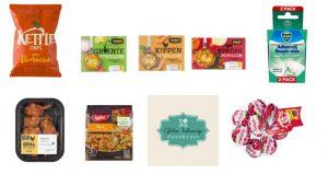 Gluten- & lactosevrije product inspiratie # week 8