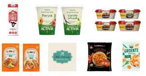 Gluten- & lactosevrije product inspiratie # week 14