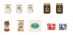 Gluten- & lactosevrije product inspiratie #week 27