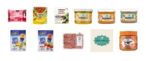 Gluten- & lactosevrije product inspiratie # week 34