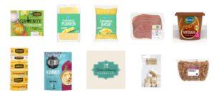 Gluten- & lactosevrije product inspiratie # week 44