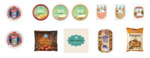 Gluten- & lactosevrije product inspiratie # week 47