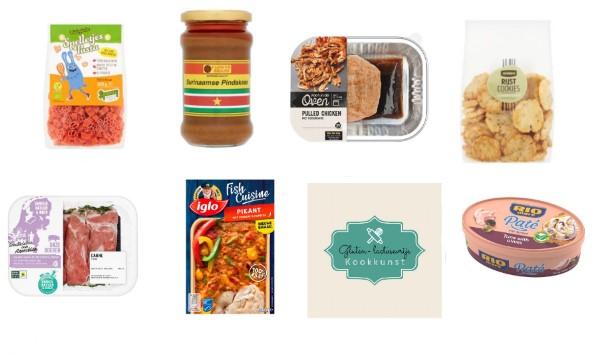 gluten- lactosevrije producten