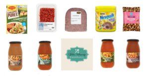 Glutenvrije & lactosevrije product inspiratie # week 5