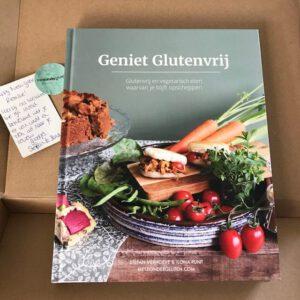 """Review kookboek """"Geniet Glutenvrij"""""""