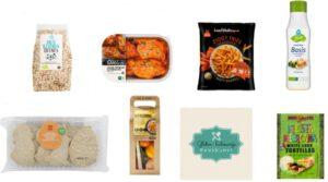 Glutenvrije en lactosevrije inspiratie # week 8