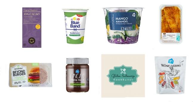 glutenvrije & lactosevrije producten