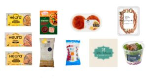 Glutenvrije en lactosevrije inspiratie # week 17