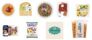 Lactosevrije en glutenvrije product inspiratie # week14