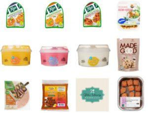 Glutenvrije en lactosevrije producten # week 27