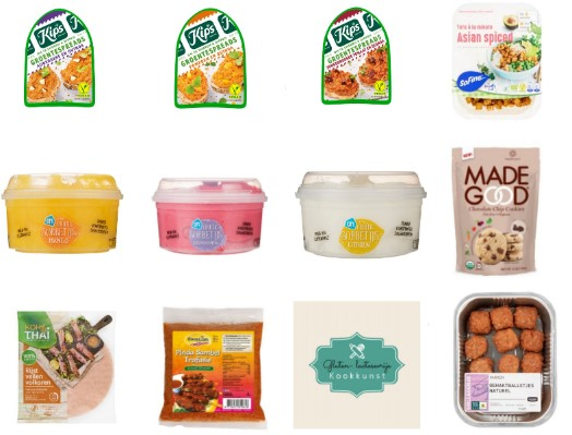 glutenvrije producten