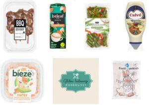 Glutenvrije & lactosevrije inspiratie # week 33
